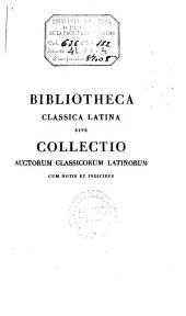 Poetae latini minores: Lucilii Junioris, Saleii Bassi et aliorum Carmina Heroica. Epithalamia, et homeristarum latinorum opera, Volume 3