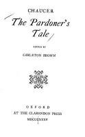 The Pardoner s Tale PDF