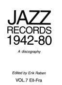 Jazz Records  1942 80  Ell Fra PDF