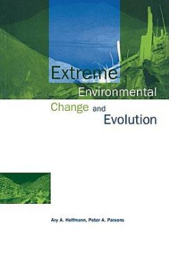Extreme Environmental Change and Evolution PDF