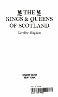 The Kings   Queens of Scotland PDF
