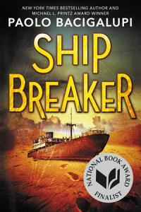 Ship Breaker Book