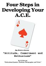 Four Steps In Developing Your A.c.e.