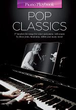 Piano Playbook: Pop Classics