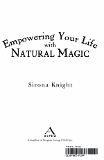 Empowering Your Life with Natural Magic
