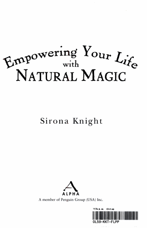 Empowering Your Life with Natural Magic PDF