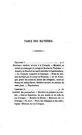 Histoire des croisades contre les Albigeois: Volume2