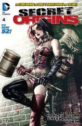 Secret Origins (2014- ) #4