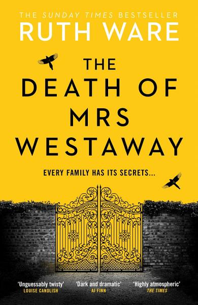 Download The Death of Mrs Westaway Book