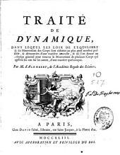 Traité de dynamique