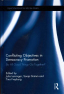 Conflicting Objectives in Democracy Promotion PDF