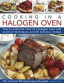 Cooking in a Halogen Oven PDF