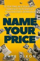 Name Your Price PDF