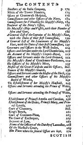 Magnæ Britanniæ Notitia: Or, the Present State of Great Britain; ... By John Chamberlayne, ...