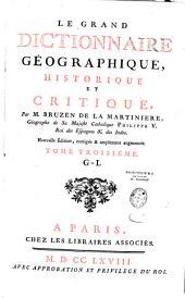 Le Grand Dictionnaire géographique historique et critique [Livre]