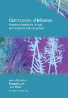 Communities of Influence PDF