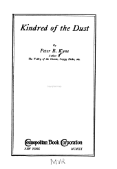 Kindred of the Dust