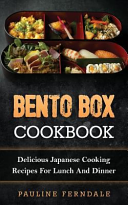Bento Box Cookbook