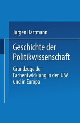 Geschichte der Politikwissenschaft PDF