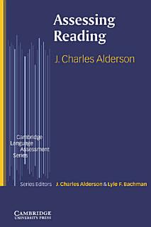 Assessing Reading Book