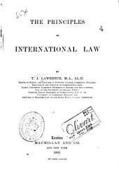 The Principles of International Law: Pages 647-681