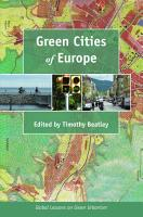 Green Cities of Europe PDF