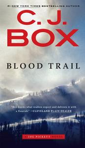 Blood Trail Book