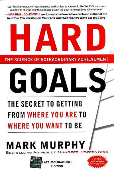Download Hard Goals Book