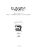 Historisch kritisches W  rterbuch des Marxismus PDF