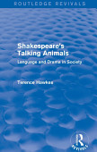 Routledge Revivals Shakespeare S Talking Animals 1973