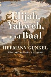 Elijah  Yahweh  And Baal