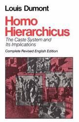 Homo Hierarchicus Book PDF