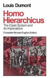 Homo Hierarchicus Book