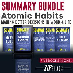 Summary Bundle Atomic Habits Making Better Decisions In Work Life Book PDF