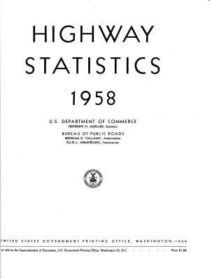 Highway Statistics PDF
