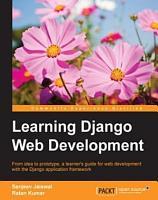 Learning Django Web Development PDF
