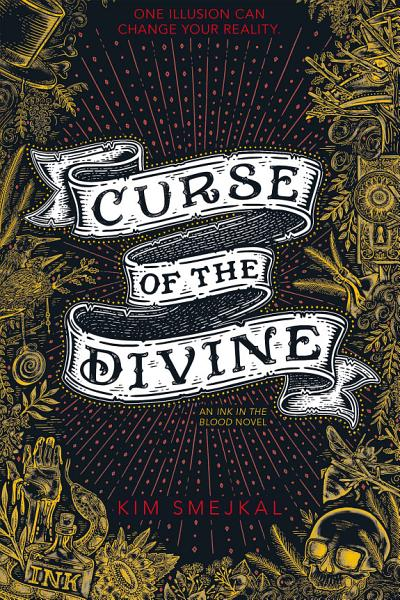 Download Curse of the Divine Book