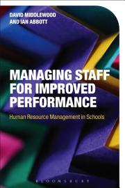 Managing Staff for Improved Performance PDF