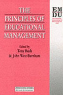 The Principles of Educational Management PDF