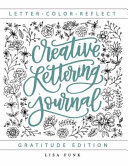 Creative Lettering Journal