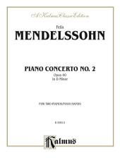 Piano Concerto No. 2 in D Minor, Opus 40: Piano Duo/Duet (2 Pianos, 4 Hands)