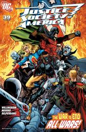 Justice Society of America (2006-) #39