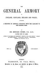 The General Armory of England, Scotland, Ireland, and Wales