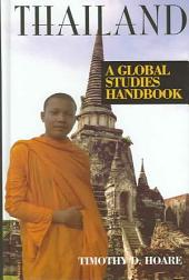Thailand: A Global Studies Handbook