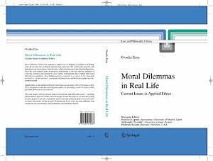 Moral Dilemmas in Real Life PDF