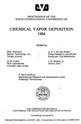 Proceedings of the Ninth International Conference on Chemical Vapor Deposition  1984 PDF