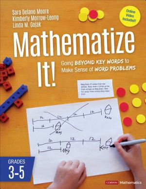 Mathematize It   Grades 3 5
