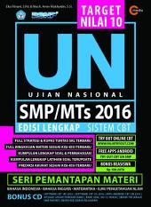 Target Nilai 10 UN SMP/MTs 2016 Sistem CBT