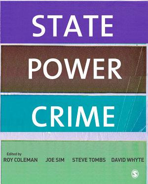State  Power  Crime PDF