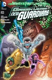 Green Lantern: New Guardians (2011-) #20